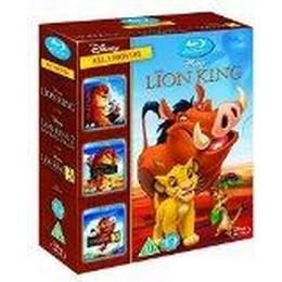 The Lion King 1-3 [Blu-ray] [1994] [Region Free]